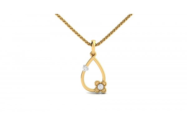 Greta Diamond Pendant