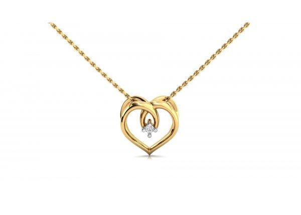 Heartz Diamond Pendant