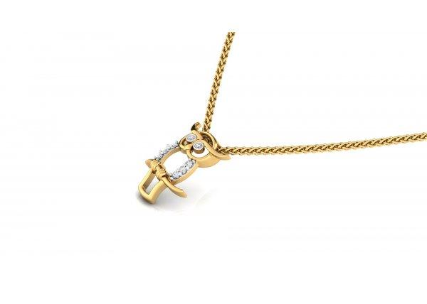 Chifu Diamond Pendant
