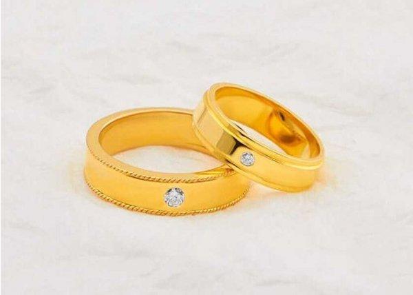 Adair Couple Ring