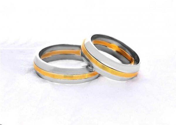 Parisa Couple Ring