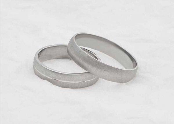 Neisha Couple Ring