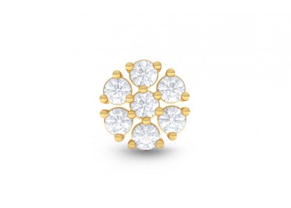 Sybil Diamond Nosepin