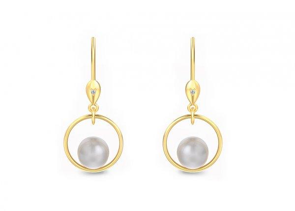 Aghla Diamond Earring