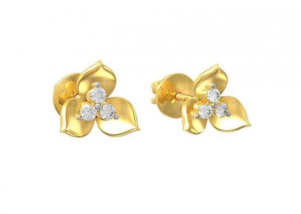 Veronika Diamond Earring