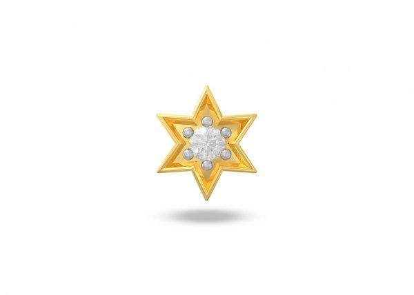 Sarya Diamond Nose Pin