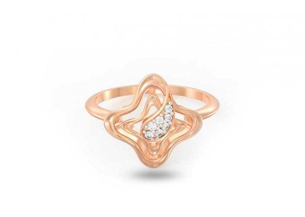 Aya Diamond Ring