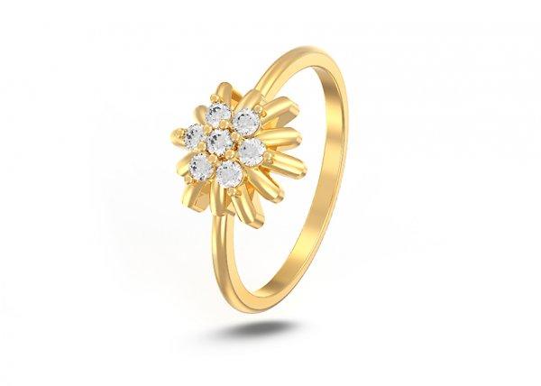 Amelie Diamond Ring