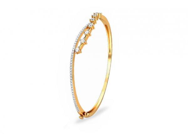 Lavani Diamond Bracelet