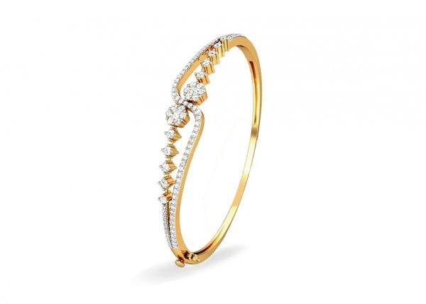 Tapasi Diamond Bracelet