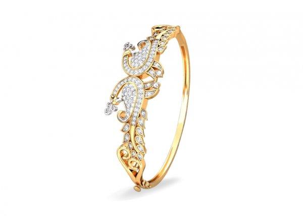 Jhanvi Diamond Bracelet