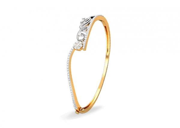 Naivedhya Diamond Bracelet