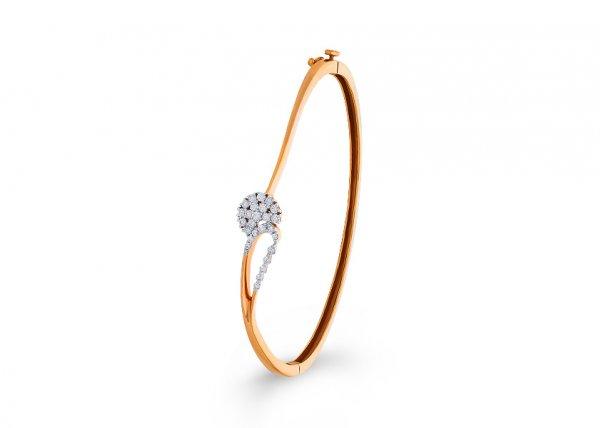 Alva Diamond Bracelet