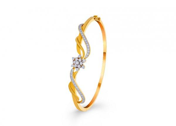 Freja Diamond Bracelet
