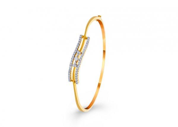 Liam Diamond Bracelet