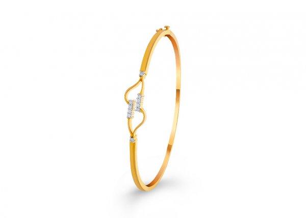 Hilma Diamond Bracelet