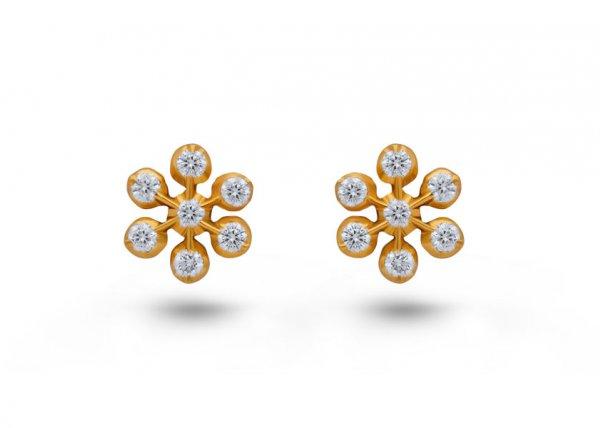 Batse Diamond Earring