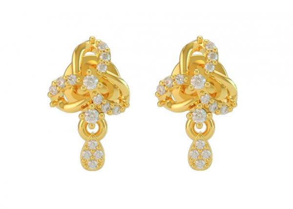 Ratnali Diamond Earring