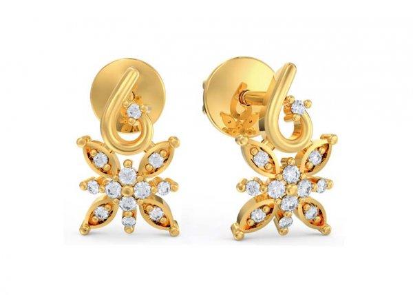 Farra Diamond Earring