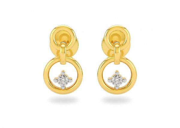 Cara Diamond Earring