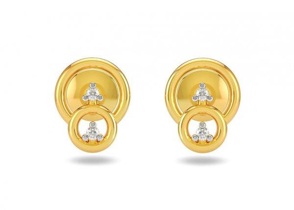 Magg Diamond Earring