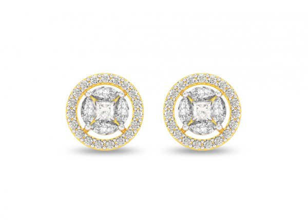 Sian Diamond Earring
