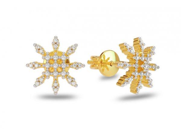 Sanie Diamond Earring