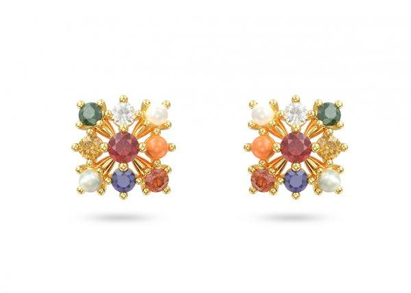 Advait Diamond Earring