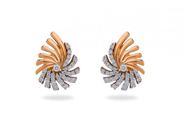 Arvita Diamond Earring