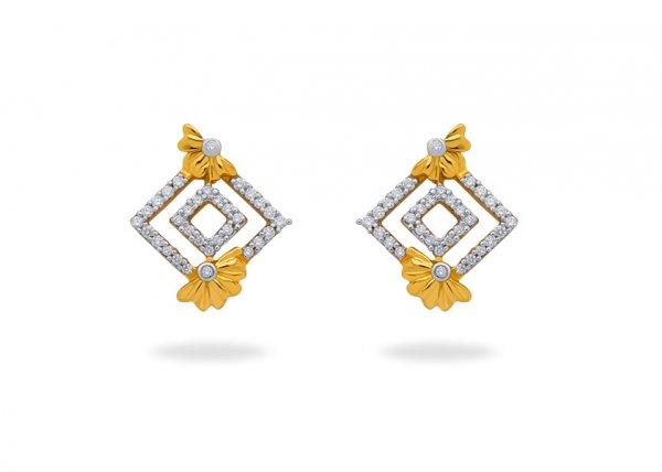 Eliza Diamond Earring