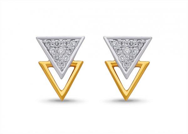Ditria Diamond Earring