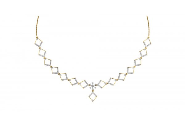 18K Yellow Gold IF-HI Diamond  1.49 ct-SDNK1122
