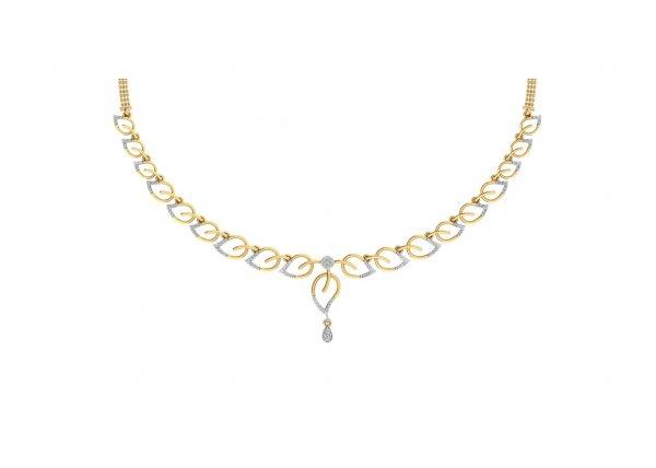 18K Yellow Gold IF-HI Diamond  0.604 ct-SDNK1125