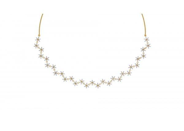 18K Yellow Gold IF-HI Diamond  1.74 ct-SDNK1127
