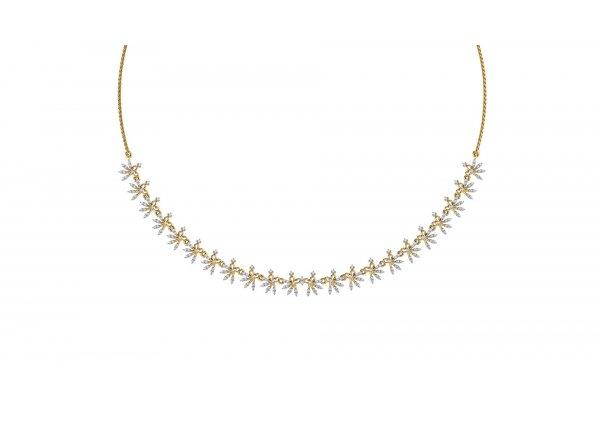 18K Yellow Gold IF-HI Diamond  1.114 ct-SDNK1131