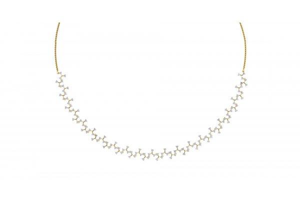 18K Yellow Gold IF-HI Diamond  1.612 ct-SDNK1143