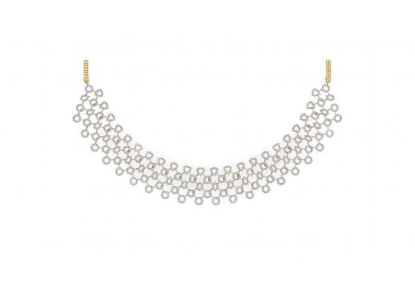 18K Yellow Gold IF-HI Diamond  6.65 ct-SDNK1267