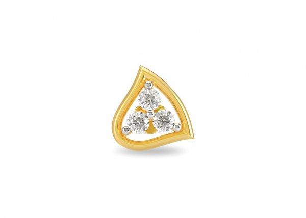 Nyla Diamond Nosepin