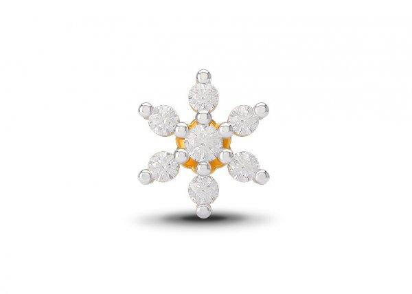 Iffat Diamond Nosepin