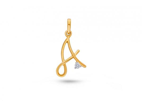 Arianna Diamond Pendant