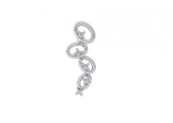 Dhanvi Diamond Pendant