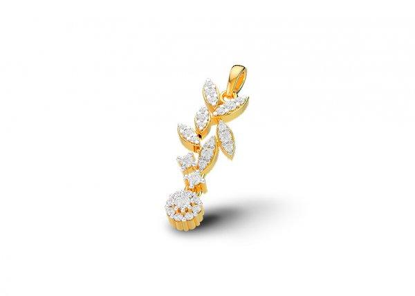 Invir Diamond Pendant
