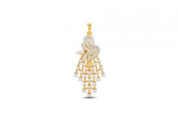 Ireen Diamond Pendant