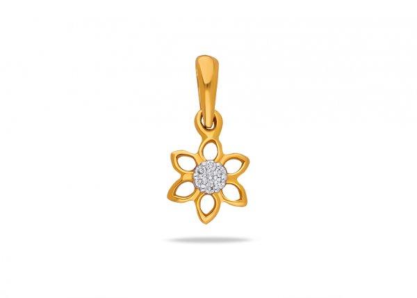 Eadlyn Diamond Pendant