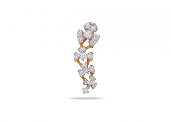 Hinal Diamond Pendant