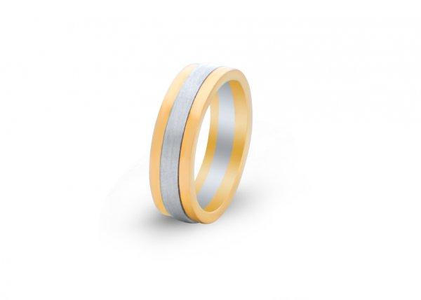 Anniston Platinum Ring