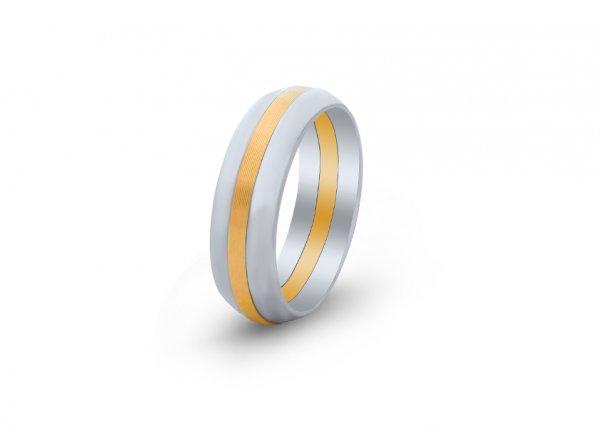 Brooklynn Platinum Ring