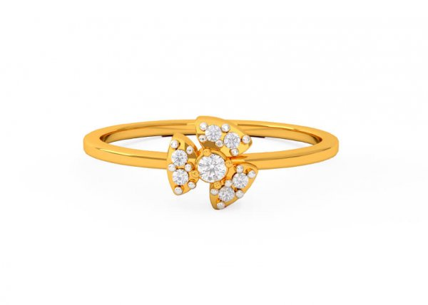Etisha Diamond Ring