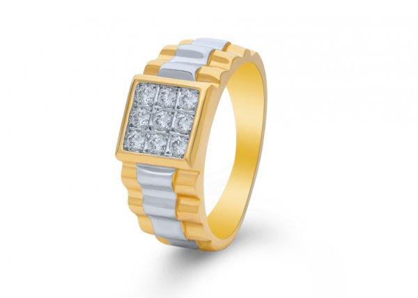 Son Diamond Ring