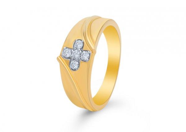 Morel Diamond Ring